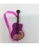 "Barbie Dreamhouse Adventures Daisy Doll's Travel Guitar - 5"" x 2"" Guitar... - $9.49"