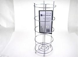 Glacier Bay Freestanding Toilet Tissue Paper Holder/Storage Chrome Bath ... - $3.52