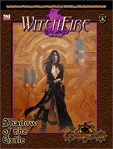 The Witchfire Trilogy, Book 2 : Shadow of the Exile (Privateer Press d20... - $12.27