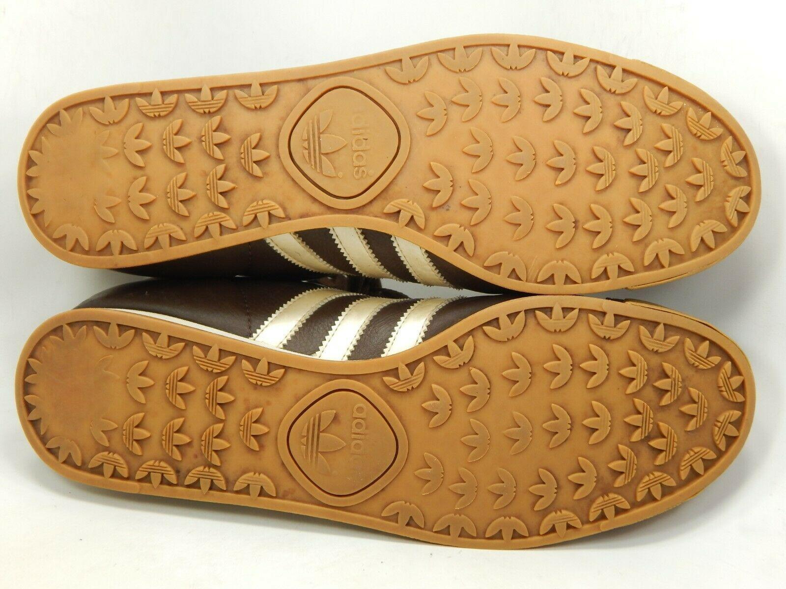 Adidas Samoa Größe US 12 M (D) Eu 46 2/3 Herren Freizeit Turnschuhe Braune image 7