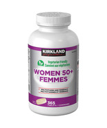 Kirkland Signature Women 50+ Multivitamin,365 Tablets  FRESH FROM CANADA - $29.65