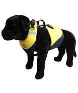 First Watch Flotation Dog Vest - Hi-Visibility Yellow - Large - $43.22