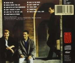Crowded House by Crowded House Cd image 2