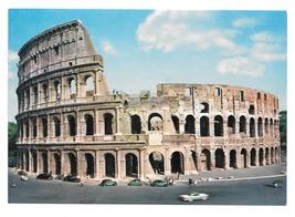 Italy Rome Colisseum Il Colosseo Vintage Kodak Ektachorme 4X6 Postcard - $4.99