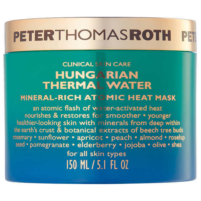 Primary image for Peter Thomas Roth Hungarian Thermal Water Atomic Heat Mask, 5.1 fl oz