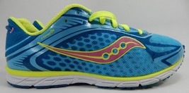 Saucony Type A5 Running Shoes Women's Size US 9 M (B) EU 40.5 Blue 10144-2