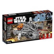 LEGO STAR WARS Imperial Assault Hovertank 75152 Building Toy Set [New] - $56.98