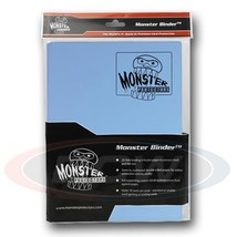 9-POCKET MONSTER PROTECTOR BINDER - MATTE DELTA BLUE - $23.65