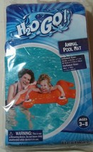 H2O GO! Animal Pool Mat (Crab) Float, Brand New Sealed for ages 3-8 - $9.50