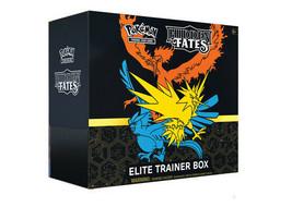Pokemon Hidden Fates Elite Trainer Box Sealed English 10 Booster Packs  - $99.95