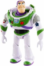 "Disney Pixar Toy Story 4 True Talkers Talking BUZZ LIGHTYEAR Figure 7"" B... - $24.99"