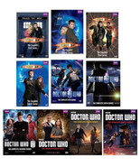 Doctor Who: Complete Series Season 1-10 [DVD Sets New] - $99.99