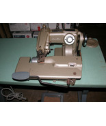 Chandler Mark 60 Blindstitch Industrial Single Thread Blind Stitch Sewin... - $588.88