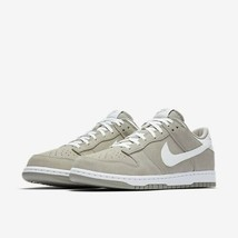 NEW Nike Dunk Low Pale Grey SB Suede Skate Shoes Sneakers 904234-002 Siz... - $89.09
