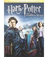 Harry Potter and the Goblet of Fire (Full Screen Edition) (Harry Potter ... - $12.95