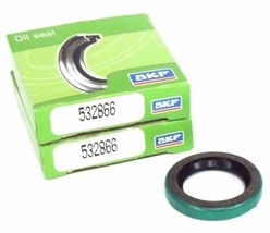 LOT OF 3 NEW SKF 532866 OIL SEALS ONE WITHOUT BOX 1-1/16 X 1-33/64 X 1/4