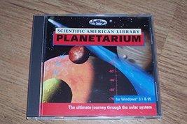 Scientific American Planetarium (Jewel Case) - $4.99