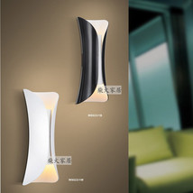 Modern Exterior Sconce E27 Light Wall Lamp Home Lighting Fixture Black /... - $126.00