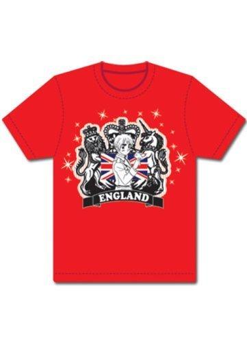 Hetalia England T-SHIRT (XXL)