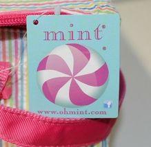 Oh Mint 1609999STRIPE Rainbow Stripe Seersucker Lunch Box image 6