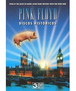 Pink Floyd - Discos Históricos (3-Disc Set) RARE OOP Documentaries (Regi... - $10.99