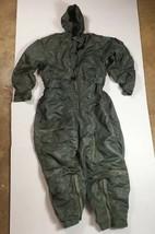 1958 Military Pilot Flight Suit CWU-I/P USAF Air Force Flying Coveralls Medium R - $124.95