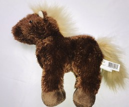 "Webkinz HM103 Horse Plush Ganz Toy Doll 9"" - $9.64"
