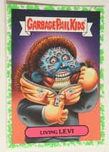 Living Levi Garbage Pail Kids Trading Card Horror-Ible 2018 #2A - $1.48