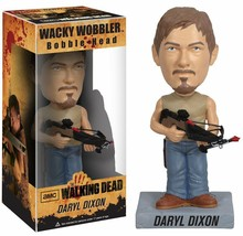 Funko Wacky Wobbler: The Walking Dead - Daryl Bobblehead - $12.73