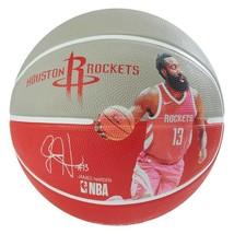 "Spalding NBA Player James Harden Basketball Game Ball Size 7 / 29.5"" 83-... - $42.99"