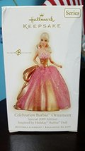 Hallmark Celebration Barbie 10th in Series 2009 Ornament - $38.62