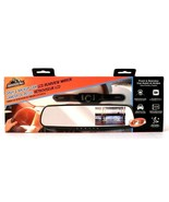 """ArmorAll Dash & Backup CAM 4.3"""" LCD Rearview Mirror Live Monitoring For ... - $91.99"""