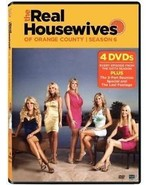 Real Housewives of Orange County: Season 6 (DVD, 2013, 4-Disc Set) Like New - $23.74