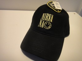 NIRVANA CONCEPT ONE ACCESSORIES BLACK SMILE RRNV2025HM HAT  - $21.46