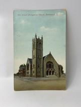The Seconde Presbytérienne Église Portsmouth Oh Postale - $10.02