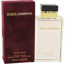 Dolce & Gabbana Pour Femme Perfume 3.4 Oz Eau De Parfum Spray image 4