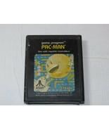 Jeu Programme Pac-Man 1981 CX2646 Atari Vintage Vidéo Cartouche Pacman Rare - $13.36