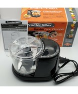Proctor Silex 1.5 Cup Electric Food Chopper Pulse Speed Control #72507 T... - $14.80