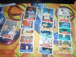 1982 Fleer Baseball 17 Card Lot Good Players Wilson Niekro + More - $2.95