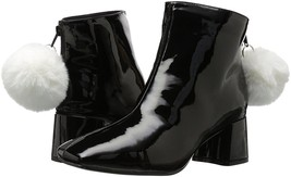 Penny Loves Kenny Women's Turnble Black Patent Boot 12 M US - £45.13 GBP