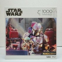 """Star Wars The Mandalorian """"This Is Not A Toy"""" 1000 PC Jigsaw Puzzle Baby... - $17.99"""