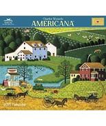 Charles Wysocki - Americana Wall Calendar 2021 - $54.45