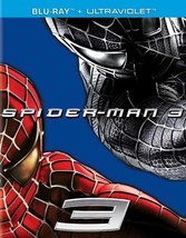 Spiderman 3 (Blu-Ray/2007/Dol Dig 5.1/Ws 2.40/Eng/Fren-Par/Movie Promo Sku)
