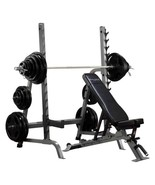 Body Solid - Full Commercial Adjustable Olympic Package - $965.20