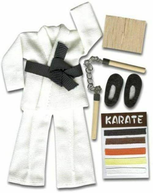 Jolee's Boutique Karate Sticker Set #SP-JB-061