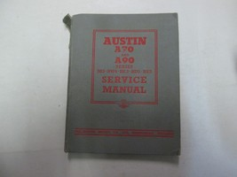 Austin A70 A90 Series BS3 BW4 BK3 BD3 BE2 Service Repair Shop Manual *** - $49.45