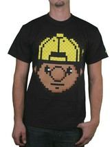 Trukfit Digi Tommy Black Cotton Crew Neck T-Shirt Lil Wayne Size Large NEW