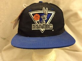 trucker hat baseball cap Orlando Magic Looney Tunes retro vintage rave rare - $39.99