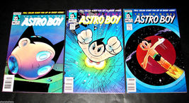 3 1987 NOW Comics ASTRO BOY #18 VF,19 VF,20 VG Comic Books - $11.69