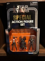 SDCC 2018 Hasbro Star Wars Special Action Figure Set Doctor Aphra Comic ... - $84.98